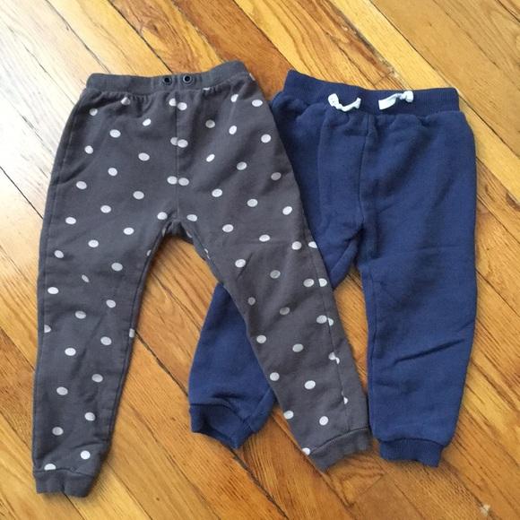 77c6a323 Zara Bottoms | Baby Girl Sweat Pants 34 3t 4t Joggers | Poshmark